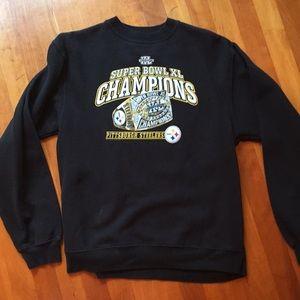 Kids Steelers Sweatshirt